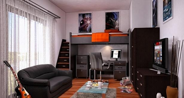 moderne jugendzimmer f r jungs. Black Bedroom Furniture Sets. Home Design Ideas