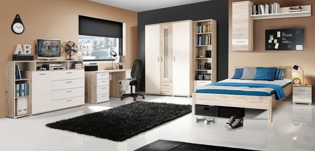 moderne jugendzimmer komplett. Black Bedroom Furniture Sets. Home Design Ideas
