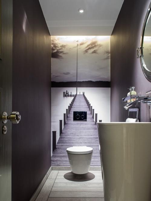 moderne wc gestaltung. Black Bedroom Furniture Sets. Home Design Ideas