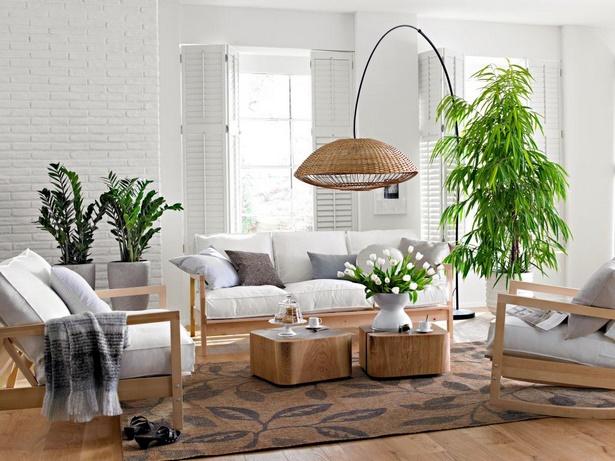 Wohnzimmer Pflanzen pflanzen deko wohnzimmer