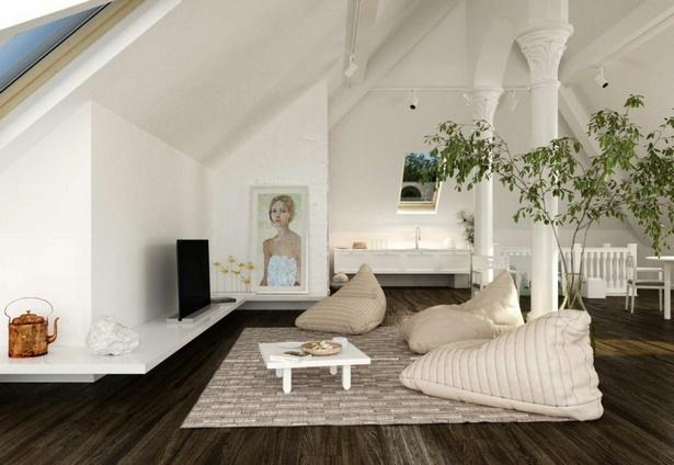 Pflanzen dekoration wohnzimmer