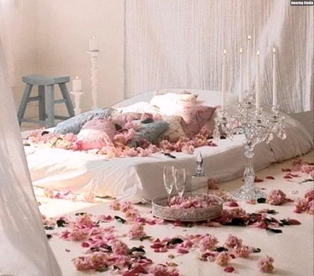 Romantische deko schlafzimmer - Schlafzimmer romantisch ...