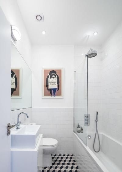 schicke badezimmer