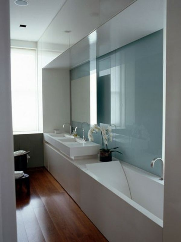 Schmale badezimmer ideen for Badezimmer 4 5 m2