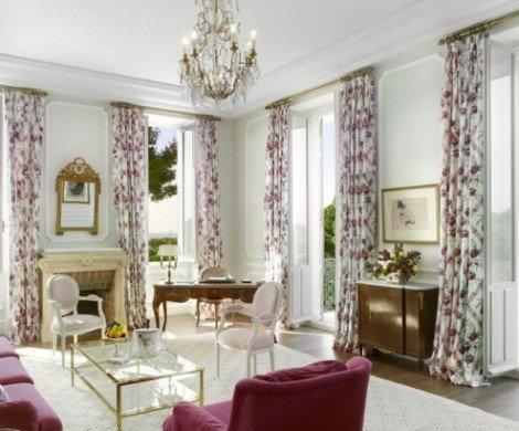 sch n dekorierte wohnzimmer. Black Bedroom Furniture Sets. Home Design Ideas