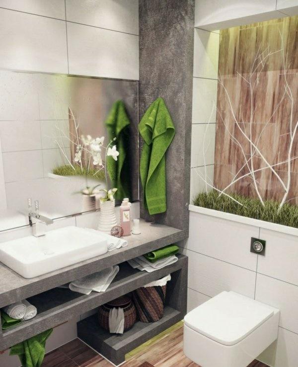 Badideen fur kleine bader wohnzimmerz badideen kleines for L sungen für kleine küchen