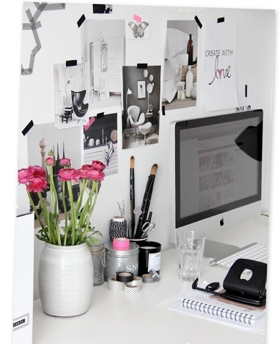 Schreibtisch deko ideen for Schreibtisch dekorieren youtube