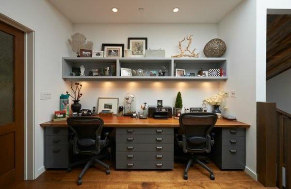 Schreibtisch deko ideen for Schreibtisch dekorieren ideen