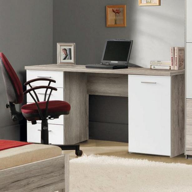Schreibtisch jugendzimmer wei for Jugendzimmer schreibtisch