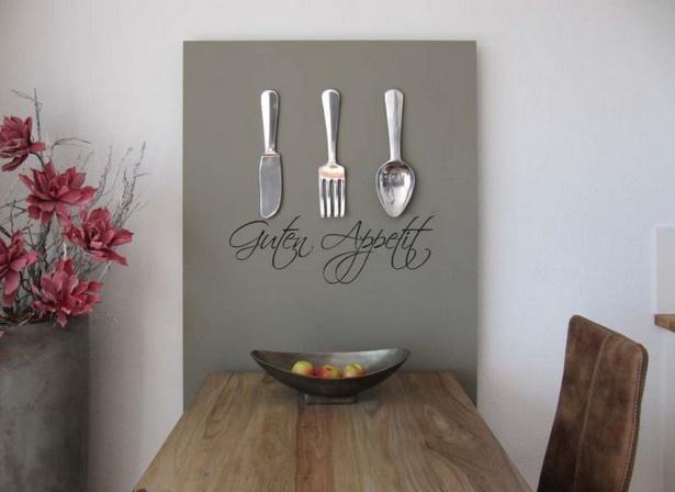 Wanddeko Küche