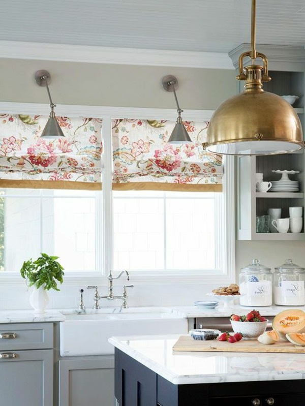 Wanddeko küche modern