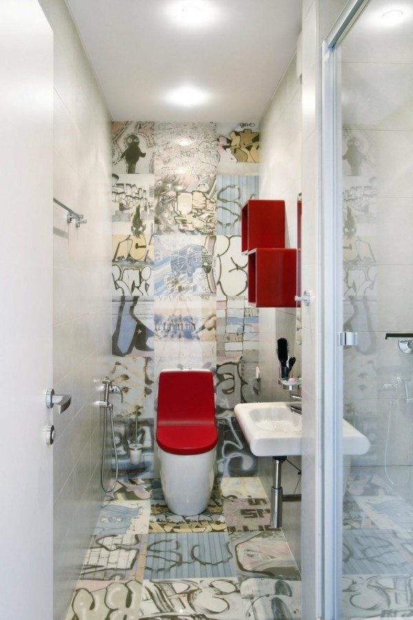 wc renovieren ideen. Black Bedroom Furniture Sets. Home Design Ideas
