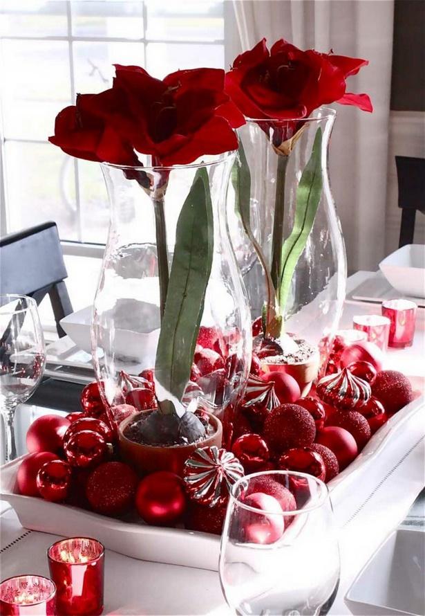 Weihnachtliche deko ideen - Weihnachtliche dekorationsideen ...
