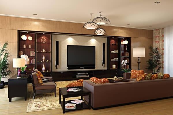 Wohnraum dekorieren