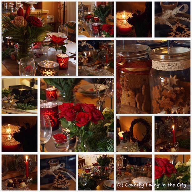 Wohnung dekorieren weihnachten - Weihnachtlich dekorieren wohnung ...