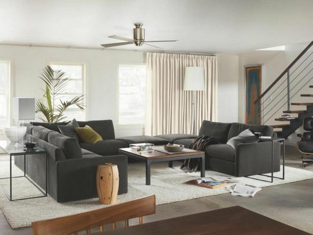 wohnung modern dekorieren. Black Bedroom Furniture Sets. Home Design Ideas