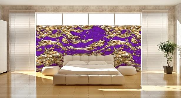 Wohnzimmer deko gold