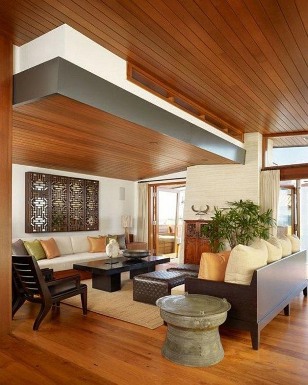 holz dekoration wohnzimmer mbelideen - Holz Dekoration Wohnzimmer