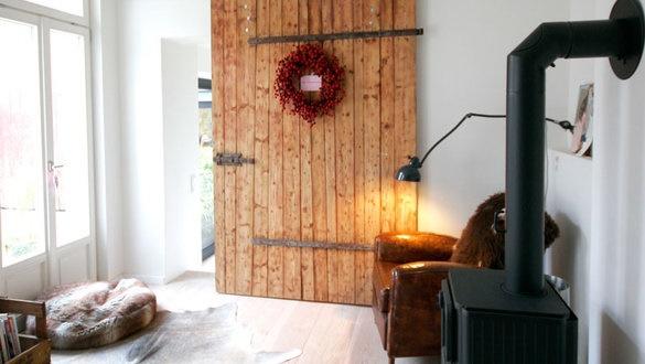 Wohnzimmer deko landhausstil for Deko im wohnzimmer