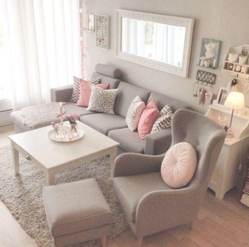 rosa wohnzimmer deko ~ die feinste sammlung von home design ... - Wohnzimmer Braun Rosa
