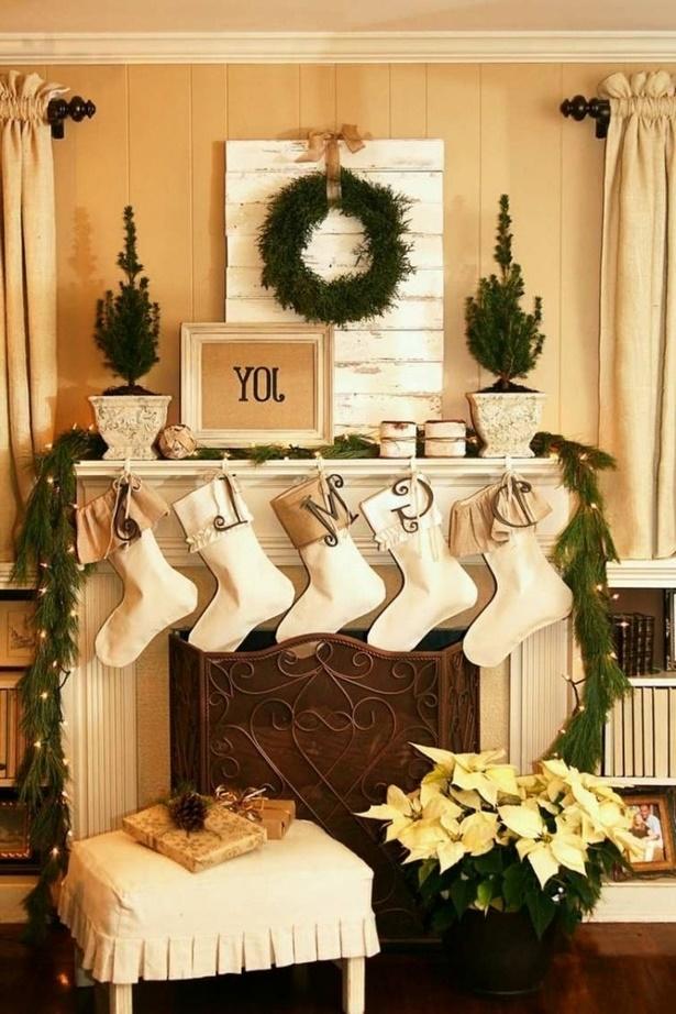 Wohnzimmer deko weihnachten for Zimmer deko weihnachten