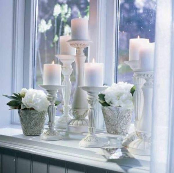 Wohnzimmer dekoration silber for Dekoration wohnzimmer ebay