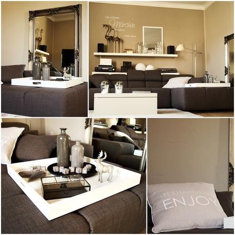 Wohnzimmer dekorieren bilder for Bilder deko wohnzimmer