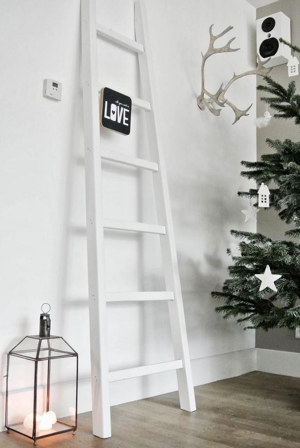 wohnzimmer weihnachtlich dekorieren. Black Bedroom Furniture Sets. Home Design Ideas