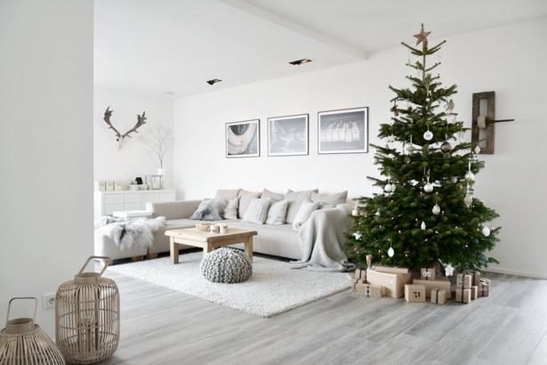 Wohnzimmer weihnachtlich dekorieren - Wohnzimmer weihnachtlich dekorieren ...