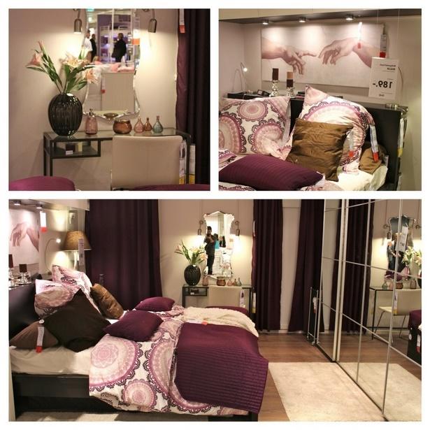 wohnzimmerecke dekorieren. Black Bedroom Furniture Sets. Home Design Ideas