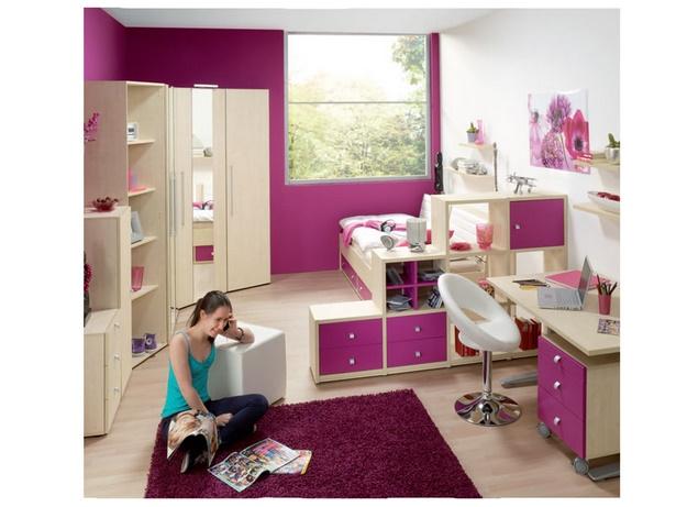 zimmer einrichten ideen jugendzimmer. Black Bedroom Furniture Sets. Home Design Ideas