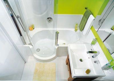 Badewanne Für Kleines Badezimmer | Die Schönsten Einrichtungsideen