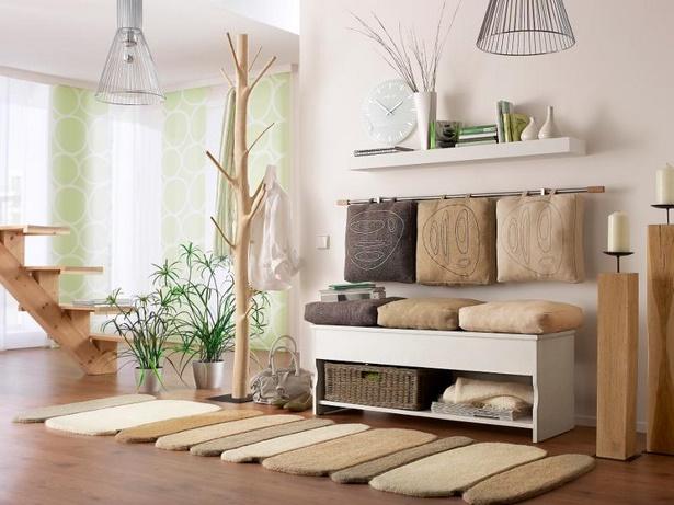 dekoration flur diele. Black Bedroom Furniture Sets. Home Design Ideas