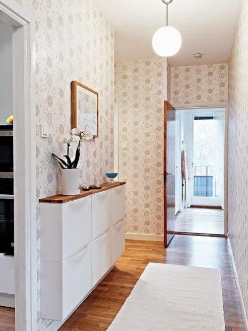 garderobe enger flur. Black Bedroom Furniture Sets. Home Design Ideas