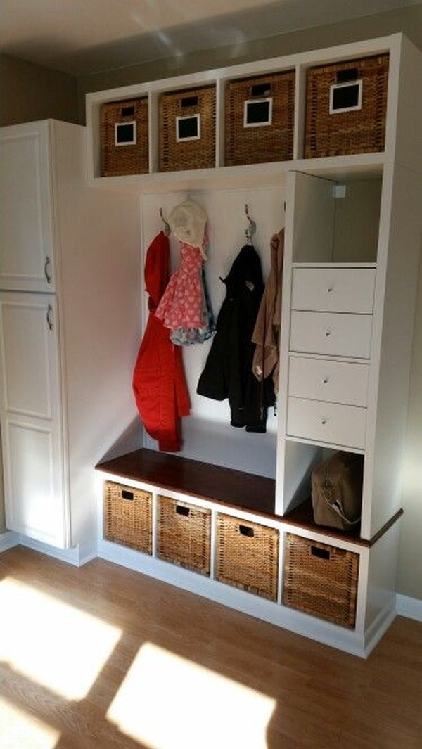 garderobe flur ideen. Black Bedroom Furniture Sets. Home Design Ideas