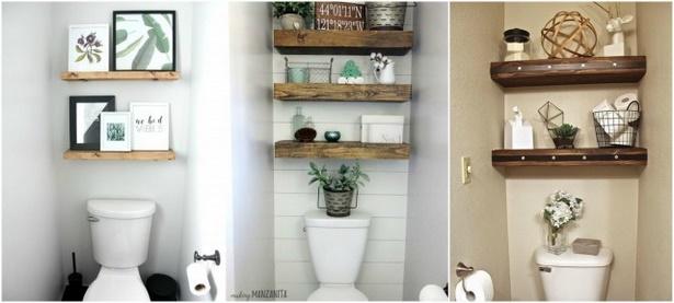 ideen f r kleine toiletten. Black Bedroom Furniture Sets. Home Design Ideas