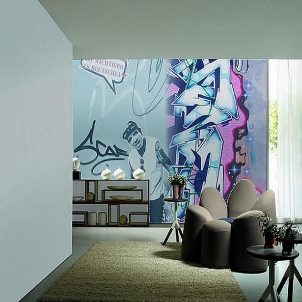 jugendzimmer tapeten jungen. Black Bedroom Furniture Sets. Home Design Ideas