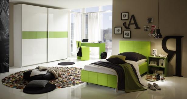 Jugendzimmer weiß modern