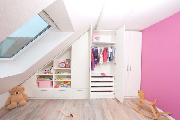 Kinderzimmer dachschrägen beispiele