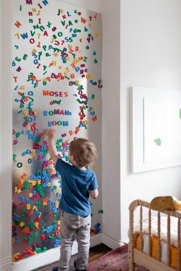 Kinderzimmer einfach gestalten - Papierlampe kinderzimmer ...