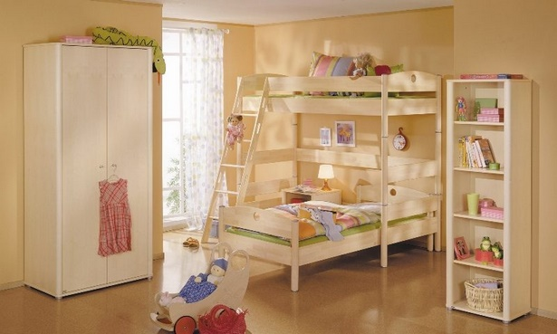 kinderzimmer f r 2 kleinkinder. Black Bedroom Furniture Sets. Home Design Ideas