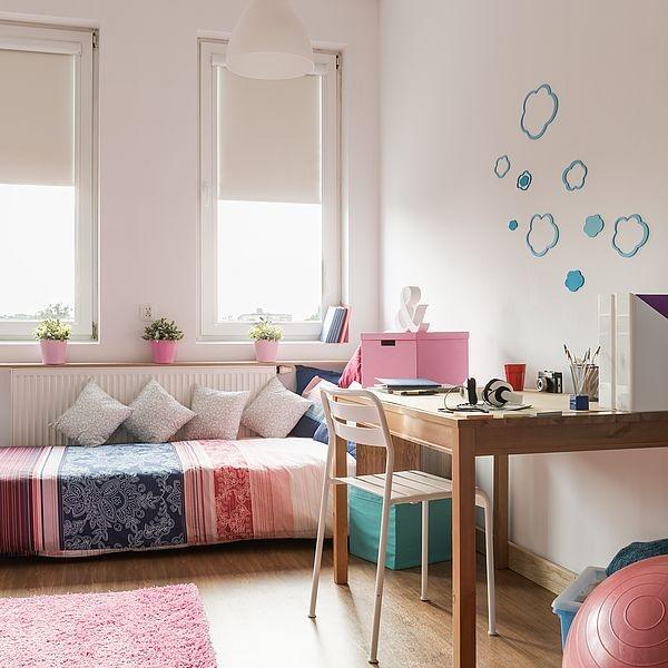 Kinderzimmer gestalten f r schulkinder - Kinderzimmer schulkind ...
