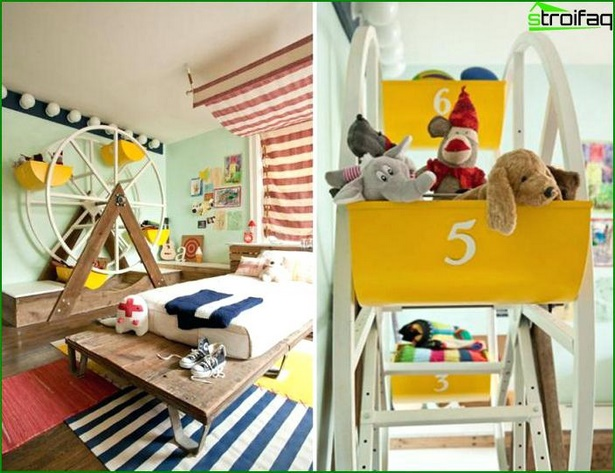kinderzimmer junge 5 jahre. Black Bedroom Furniture Sets. Home Design Ideas