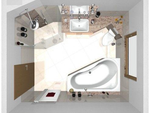 Kleine badezimmer l sungen for Moderne kleine badezimmer