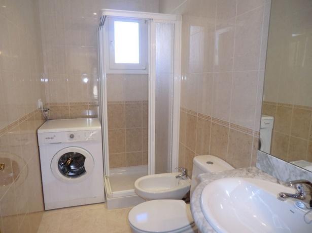 Kleines bad mit waschmaschine for Kleines bad modernisieren