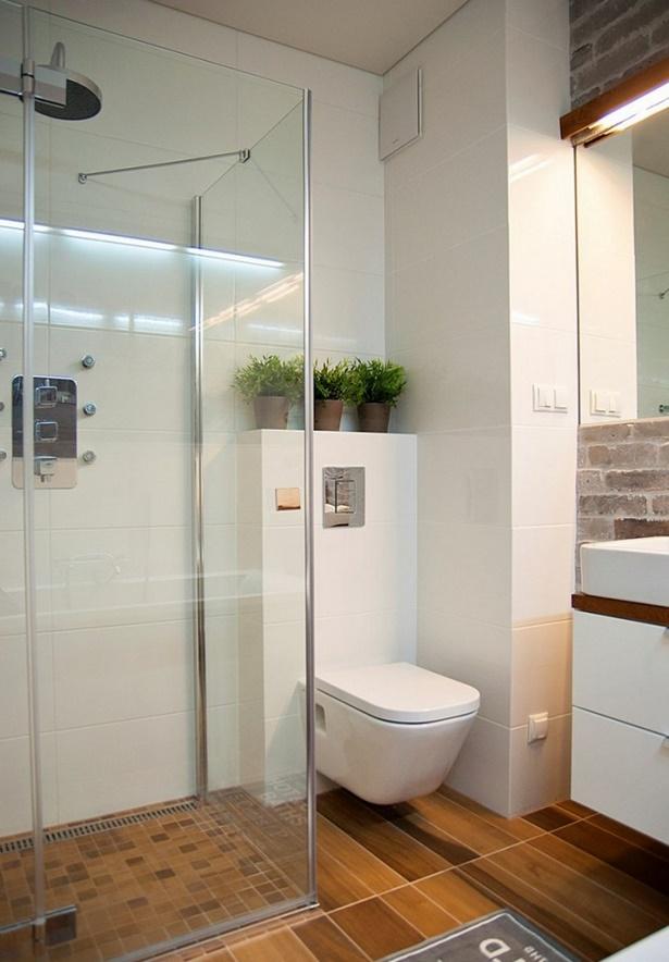 Kleines bad offene dusche - Gestaltung badezimmer ideen ...