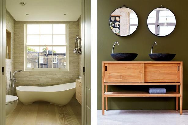 kleines badezimmer mit wanne