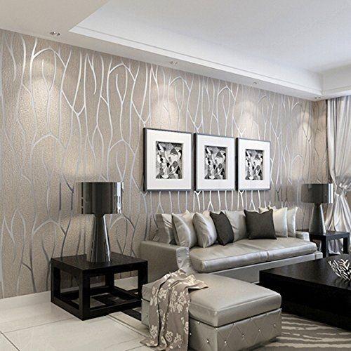 Modern eingerichtete wohnzimmer