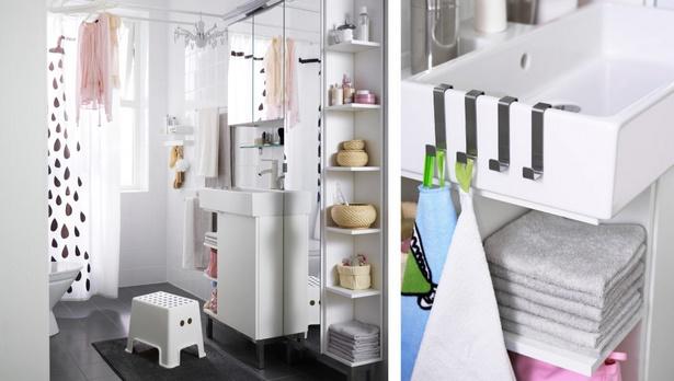 Regale Für Kleine Badezimmer