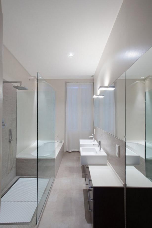 schmales bad mit dusche. Black Bedroom Furniture Sets. Home Design Ideas